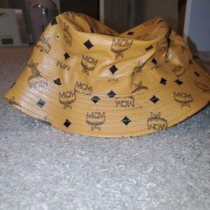 MCM Bootleg Bucket Hat